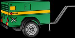 Baukompressoren mieten