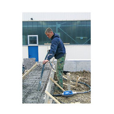 Beton-Innenrüttler 50 mm 230 Volt mieten leihen