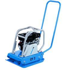 Weber Rüttelplatte CF2 Vibrationsplatte 78 kg mieten leihen